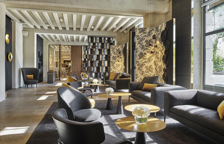Intercontinental Lyon - Hotel Dieu  Conciergerie