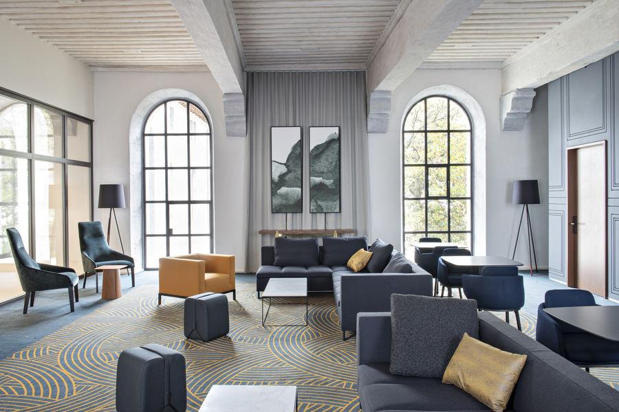 Intercontinental Lyon - Hotel Dieu  Espace du Petit Dome