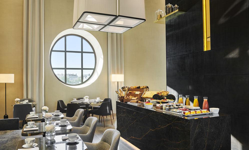 Intercontinental Lyon - Hotel Dieu  Club Lounge