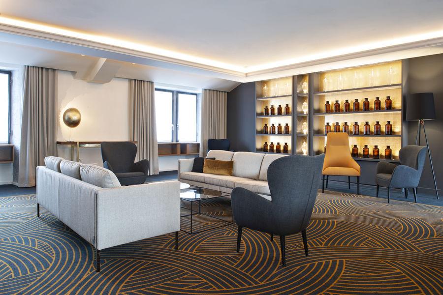 Intercontinental Lyon - Hotel Dieu  Espace Apothicaire