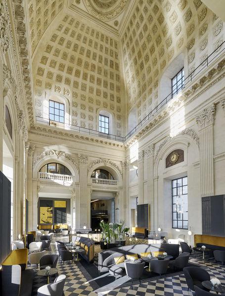 Intercontinental Lyon - Hotel Dieu  Le Dome - Bar