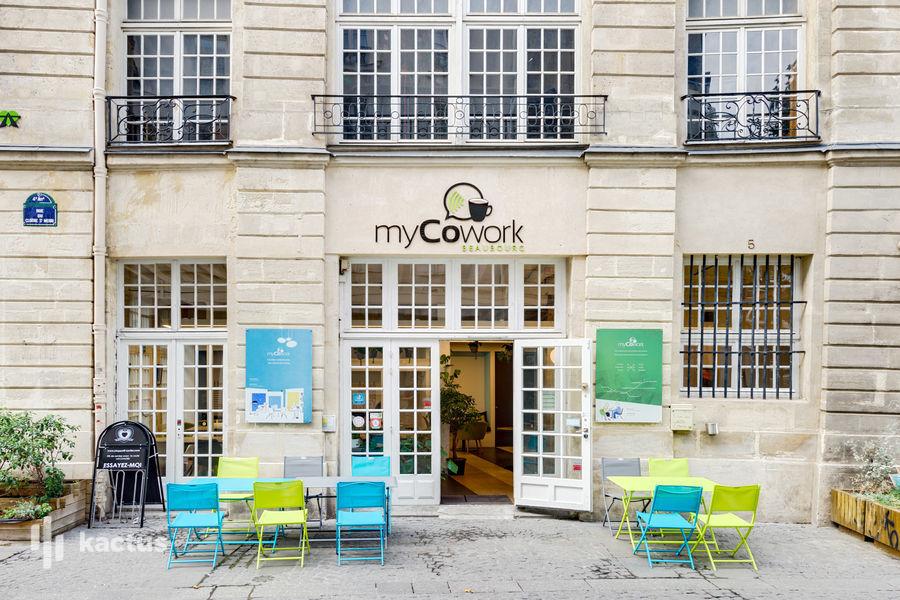 MyCowork Beaubourg 24
