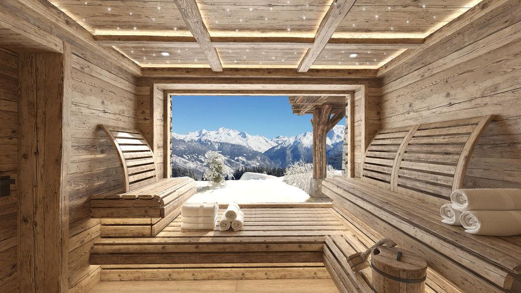 Le Refuge de la Traye Sauna