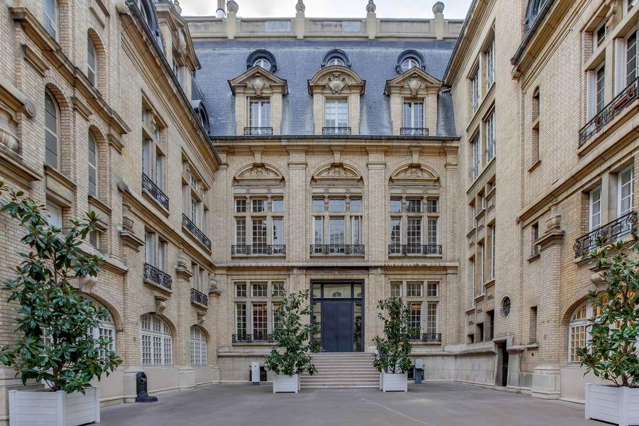 Espace Hamelin Cour d'Honneur