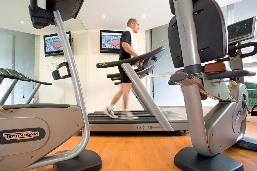 Novotel Paris Rueil Malmaison **** Salle de fitness
