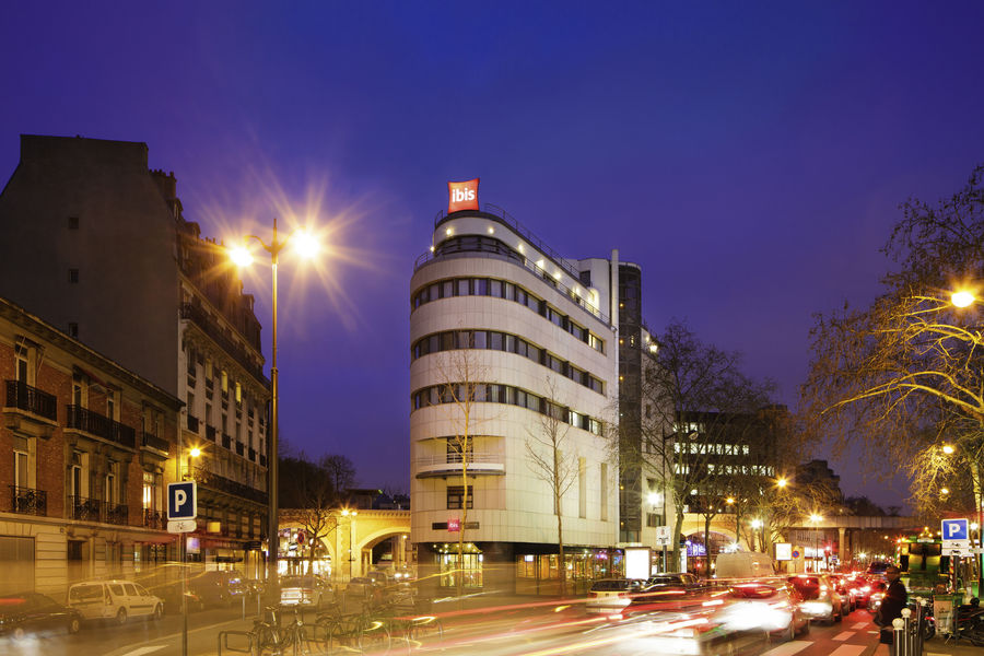 Ibis Gare de Lyon Diderot *** Vue extérieure