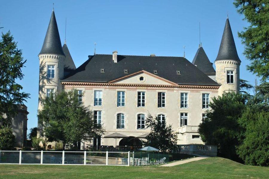 Château Saint Marcel - Hôtel Boé, Agen 16