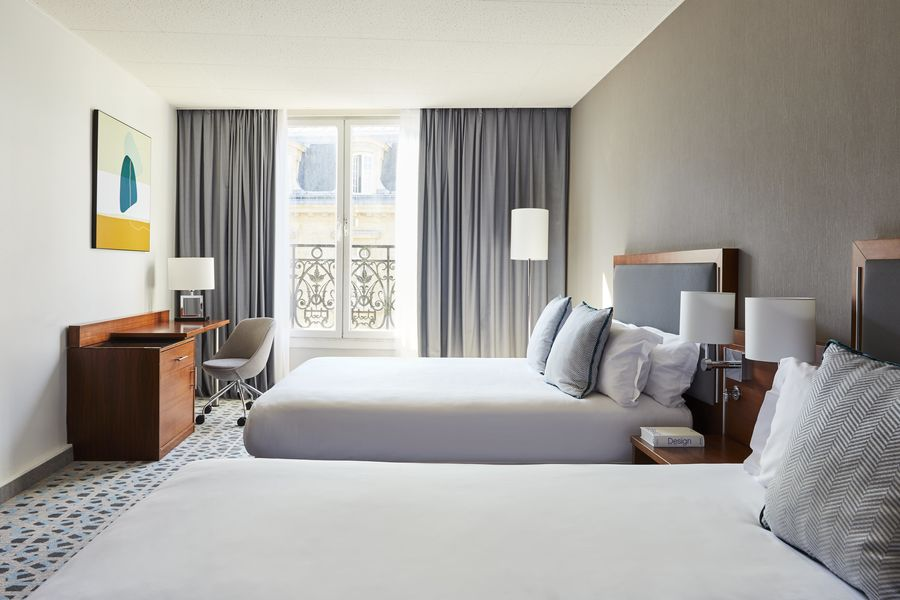 Crowne Plaza Paris République **** Ch