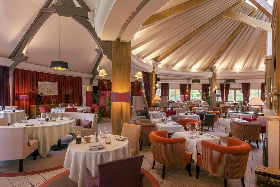 """Les Manoirs de Tourgeville **** Restaurant le """"1899"""""""