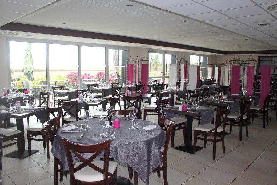 Brit Hotel Cap Ouest Restaurant