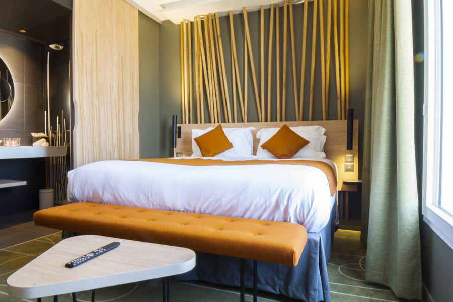 Hôtel Belaroïa Golden Tulip et Campanile Montpellier Centre 14
