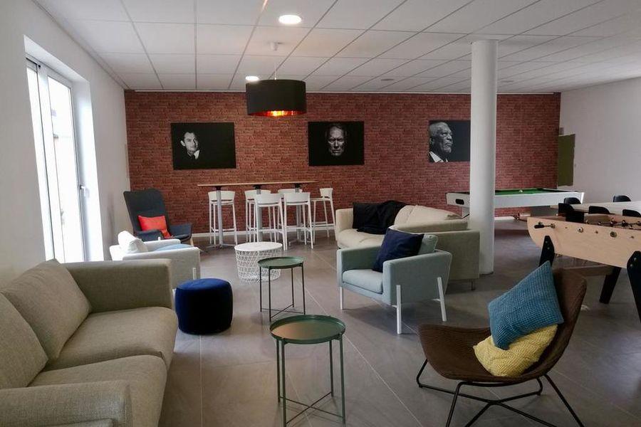 Brit Hotel Martigues Espace séminaire