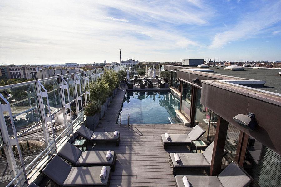 Pullman Montpellier Centre **** Rooftop avec piscine