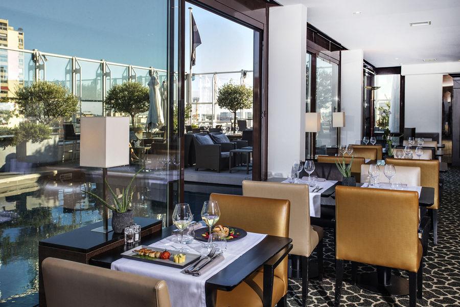 Pullman Montpellier Centre **** Restaurant Le Vertigo intérieur