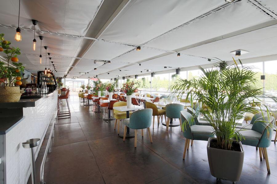 Aqua Restaurant Pièce principale