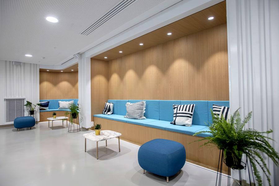 Kluster Business Center Lobby