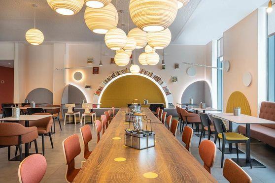 Salle de restaurant et Co-working