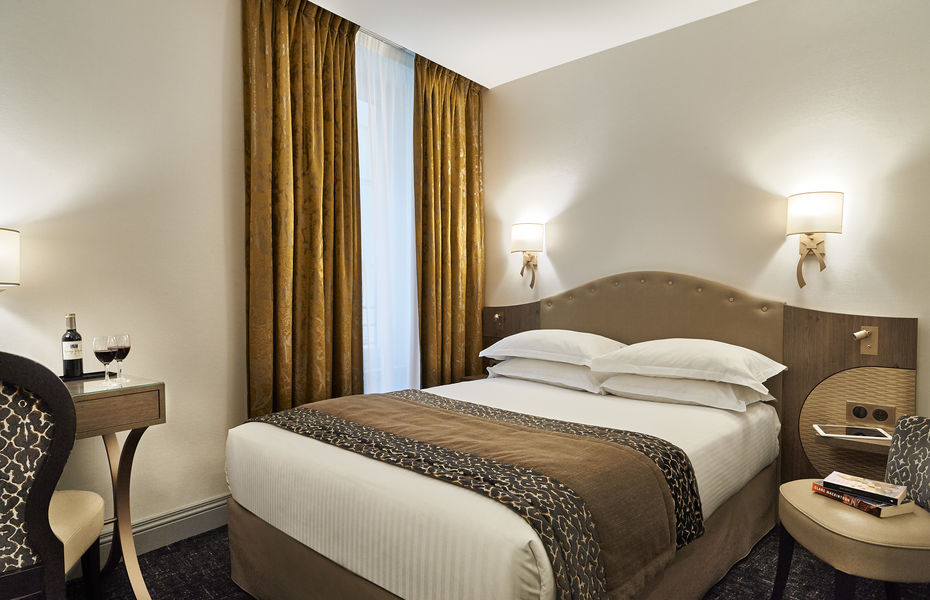 Best Western Premier Bordeaux - Hotel Bayonne Etche Ona  Chambre