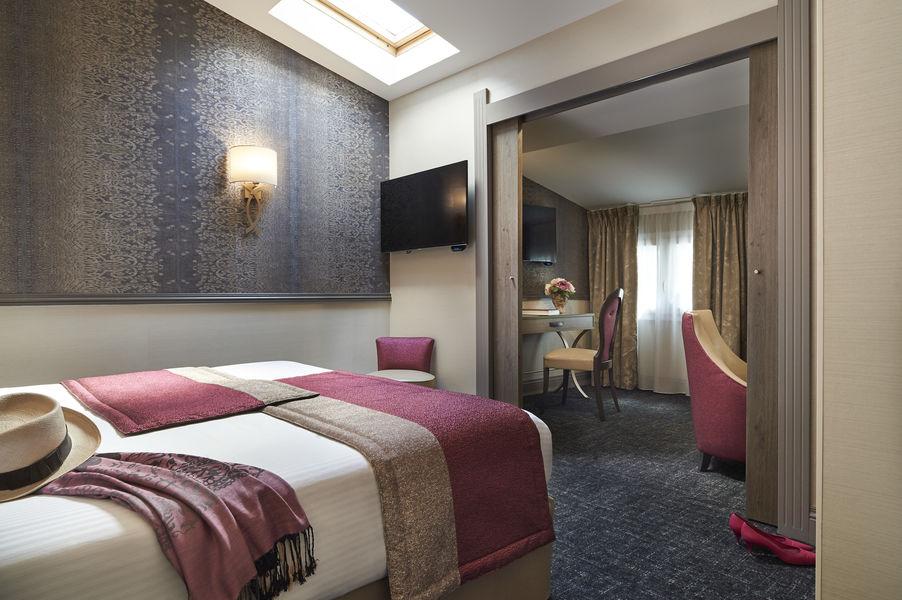 Best Western Premier Bordeaux - Hotel Bayonne Etche Ona  Chambre Suite