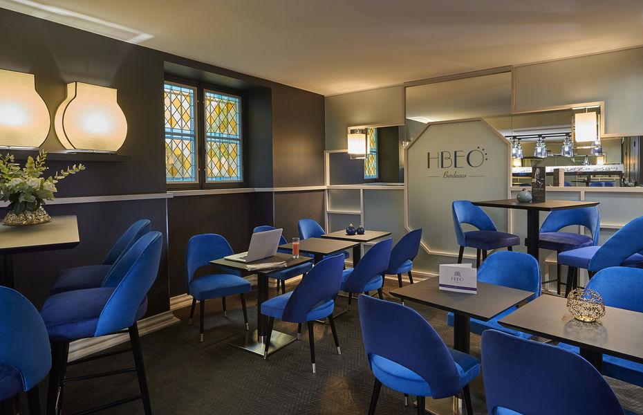 Best Western Premier Bordeaux - Hotel Bayonne Etche Ona  Salon Margaux