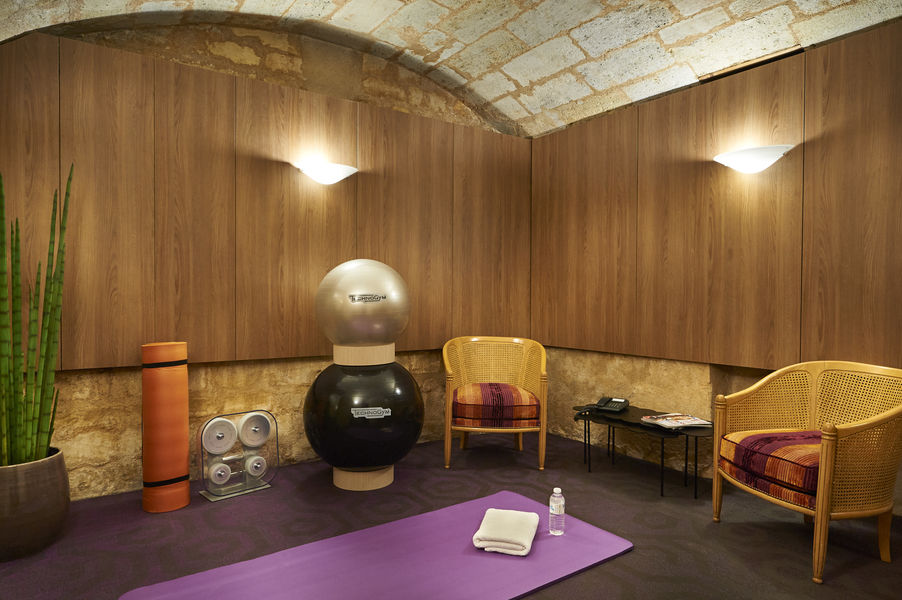 Best Western Premier Bordeaux - Hotel Bayonne Etche Ona  salle de stretching