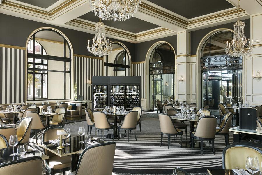 L'Hermitage ***** Restaurant La Terrasse
