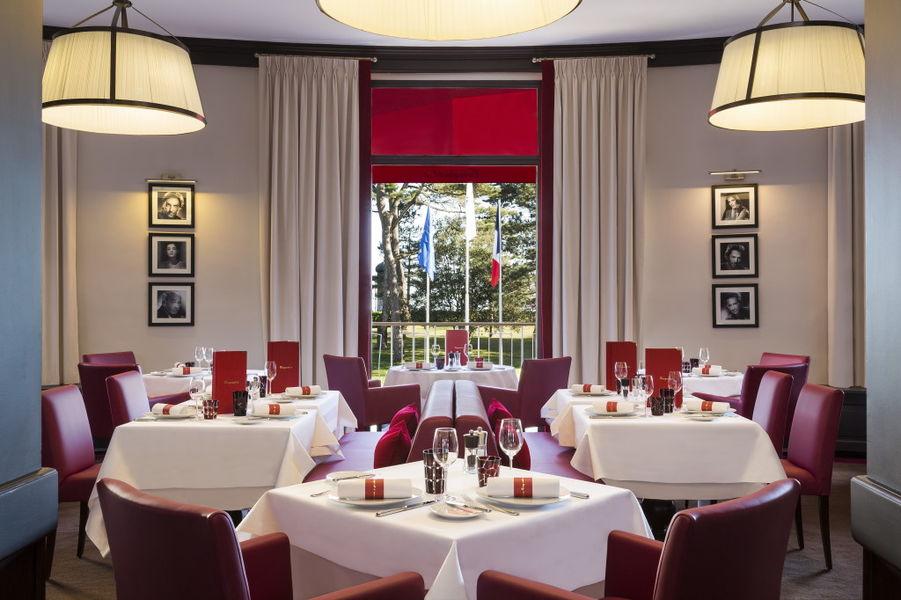 Le Royal Thalasso La Baule ***** Restaurant Le Fouquet's