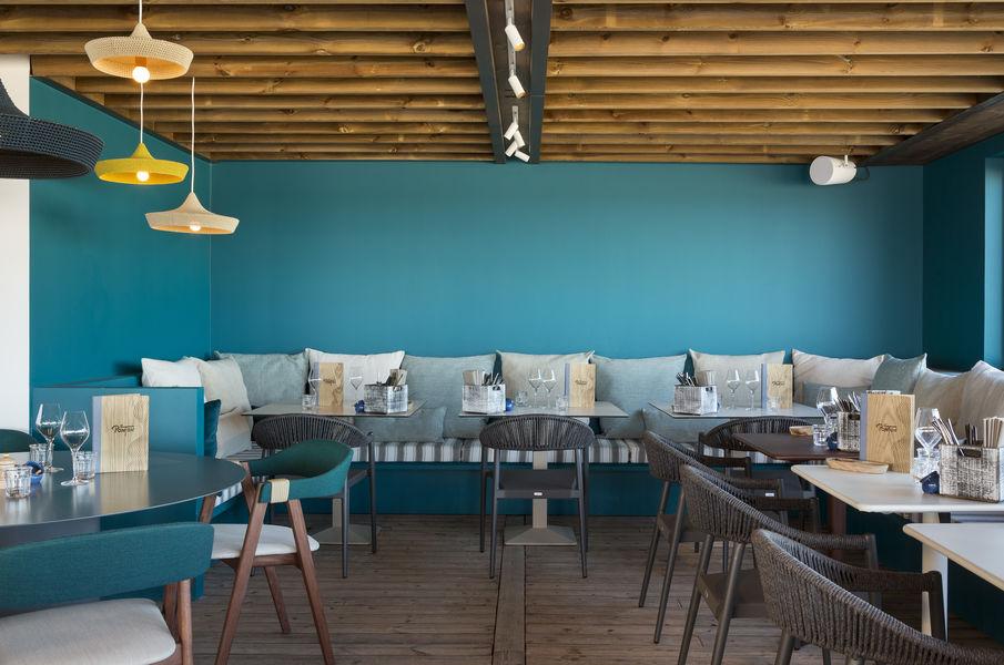 Le Royal Thalasso La Baule ***** Restaurant de plage Le Ponton