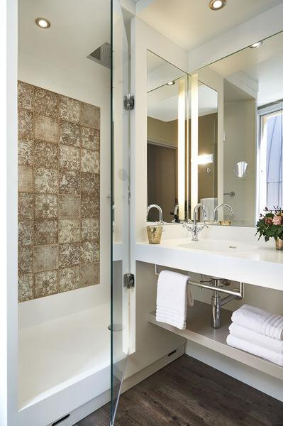 Best Western Premier Bordeaux - Hotel Bayonne Etche Ona  salle de bain