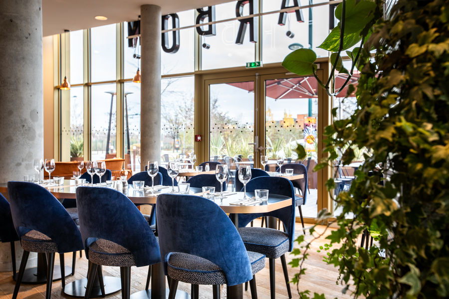 Mercure Paris Gennevilliers Restaurant Le Charbon