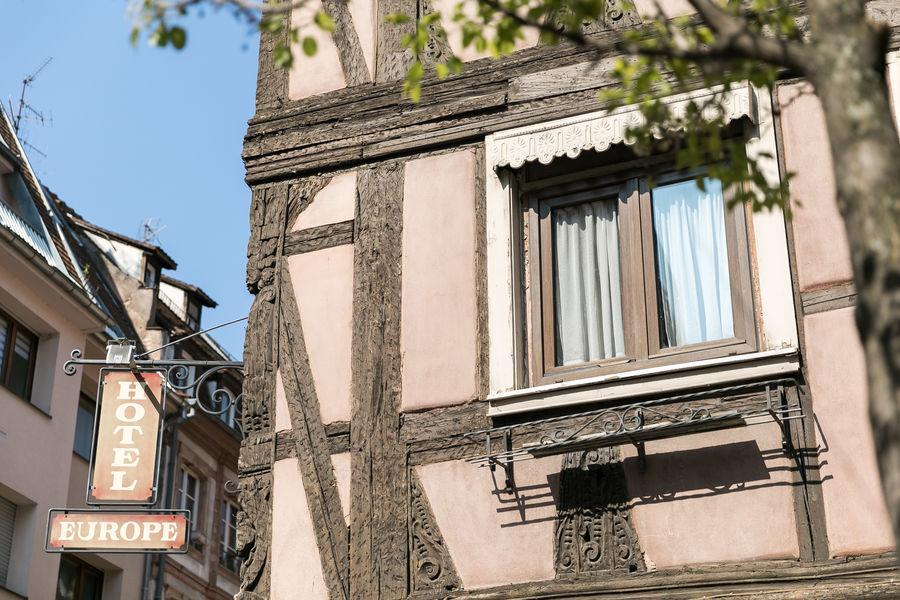 Hôtel de l'Europe **** by Happy Culture  Hôtel de l'Europe **** by Happy Culture
