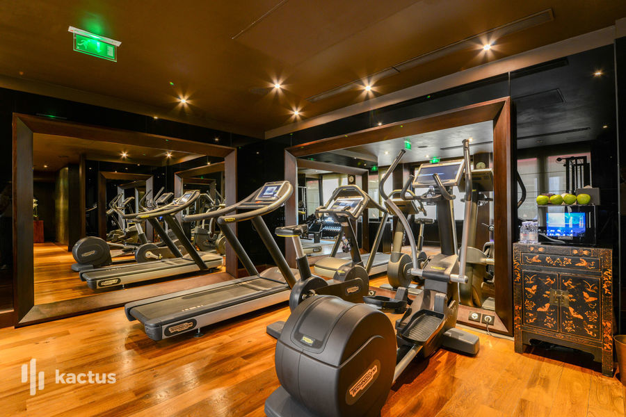 Buddha-bar Hotel Paris ***** Salle de fitness