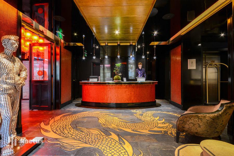 Buddha-bar Hotel Paris ***** Accueil