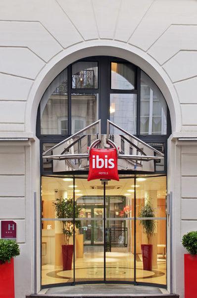 Ibis Paris Opéra La Fayette *** 25