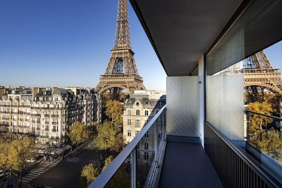 Pullman Paris Tour Eiffel **** Vue Tour Eiffel