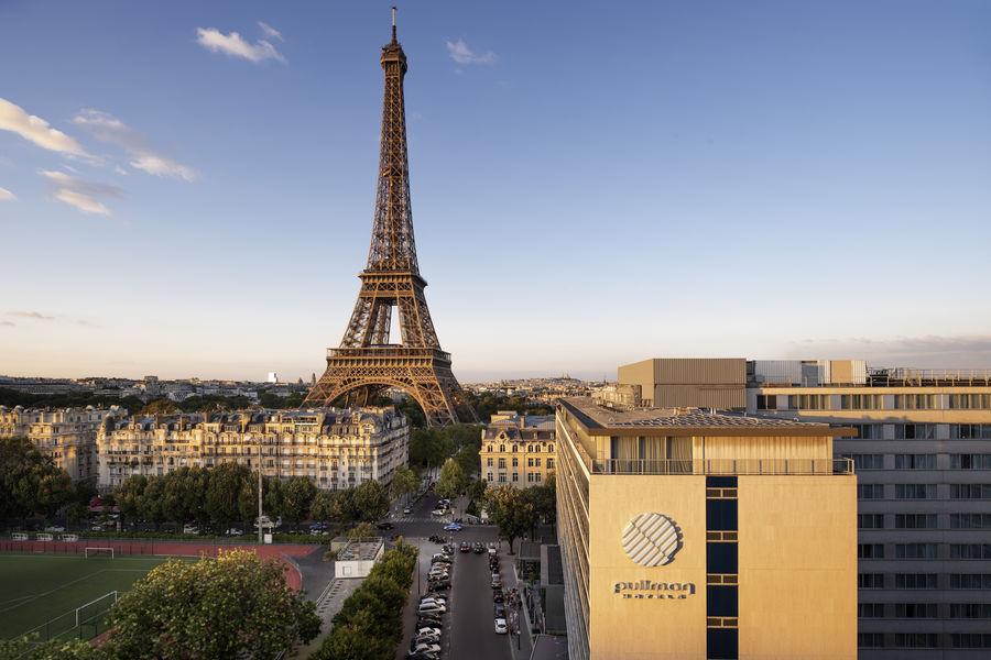Pullman Paris Tour Eiffel **** Extérieur