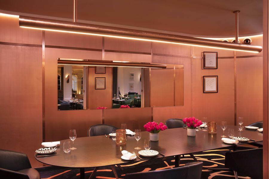 Hôtel Vernet ***** Iconic room