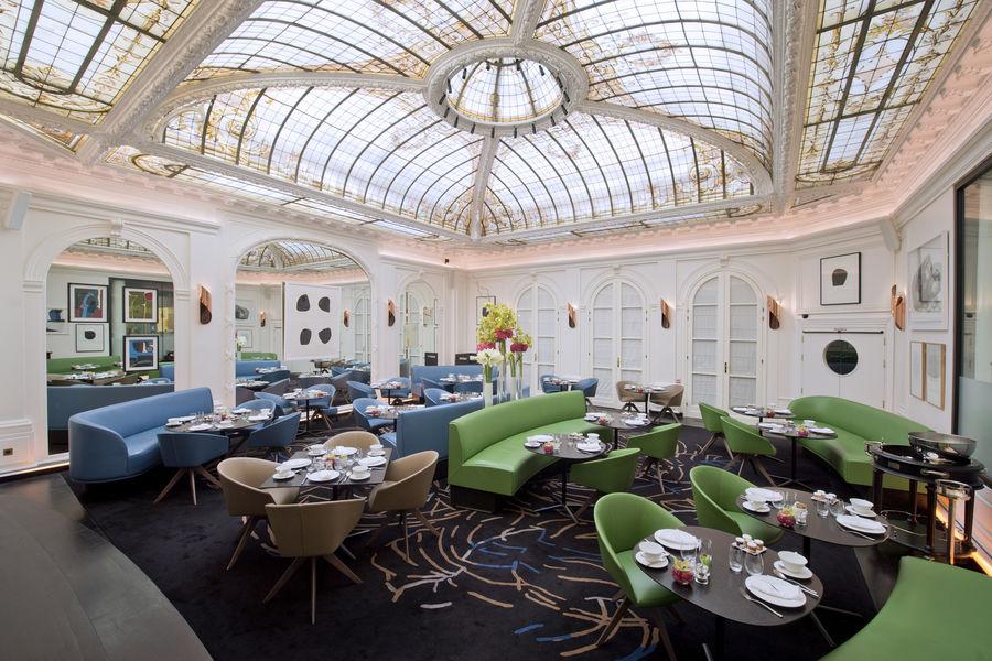 Hôtel Vernet ***** 48