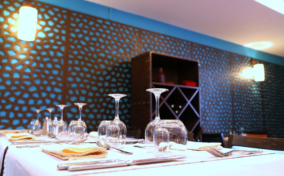 Kyriad Palais des Congrés Vélodrome *** Restaurant
