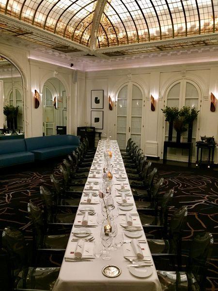 Hôtel Vernet ***** Banquet