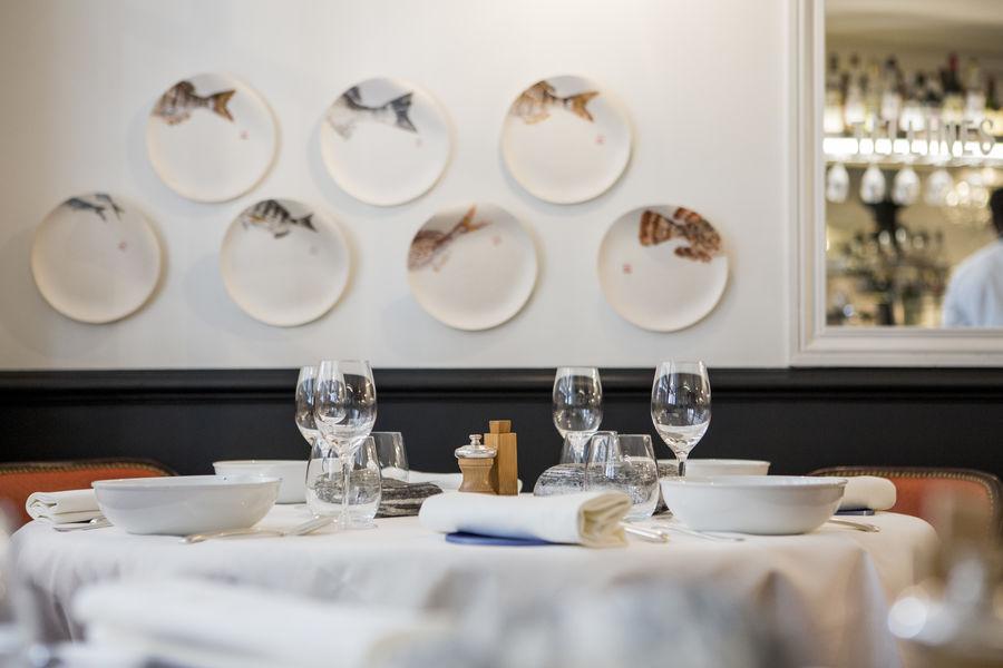 Restaurant Rech Salle rez-de-chausée