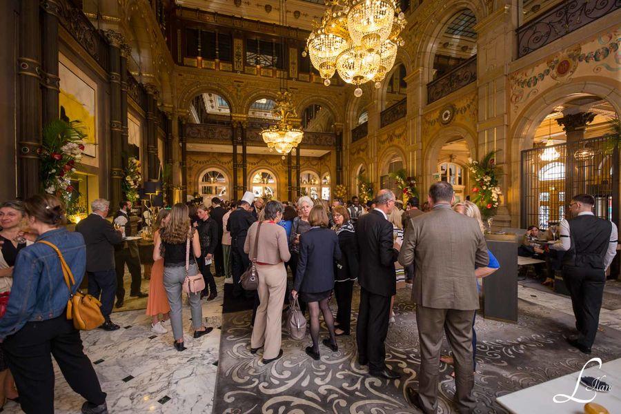 Hilton Paris Opéra **** Le Grand Salon