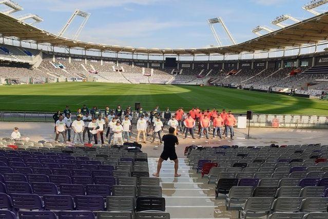 Espace du Stadium 14