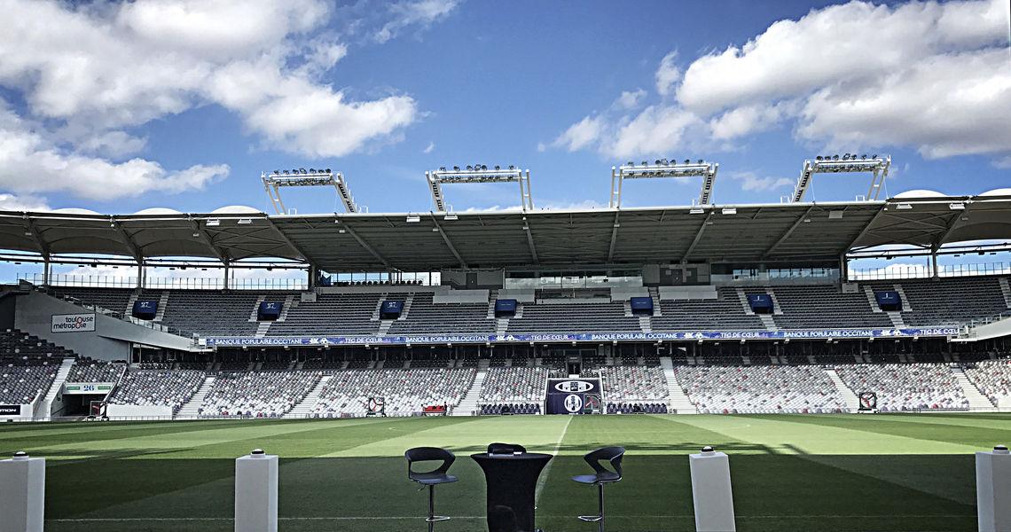 Espace du Stadium 13