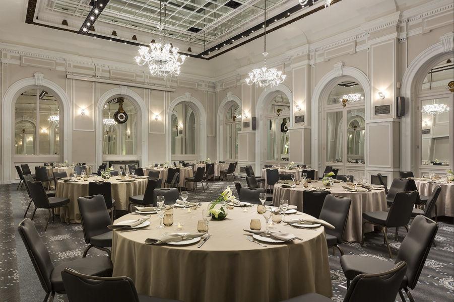 Hilton Paris Opéra **** Baccarat en dîner