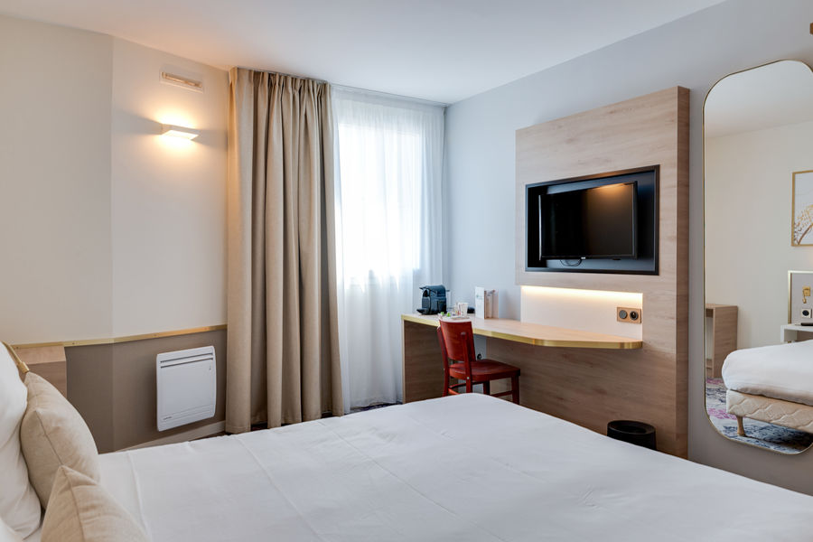 Brit Hotel Orléans St Jean de Braye - L'Antarès *** Chambre PrivilègeDouble