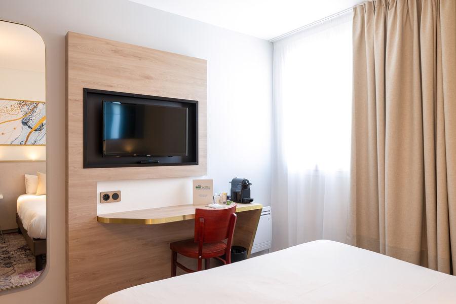 Brit Hotel Orléans St Jean de Braye - L'Antarès *** Chambre Confort double