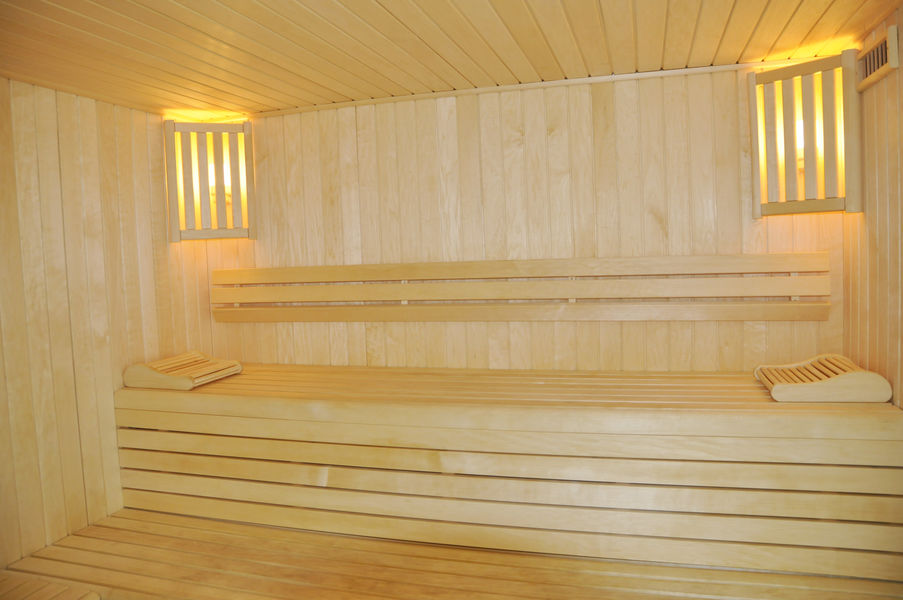 Golden Tulip Pornic Sauna