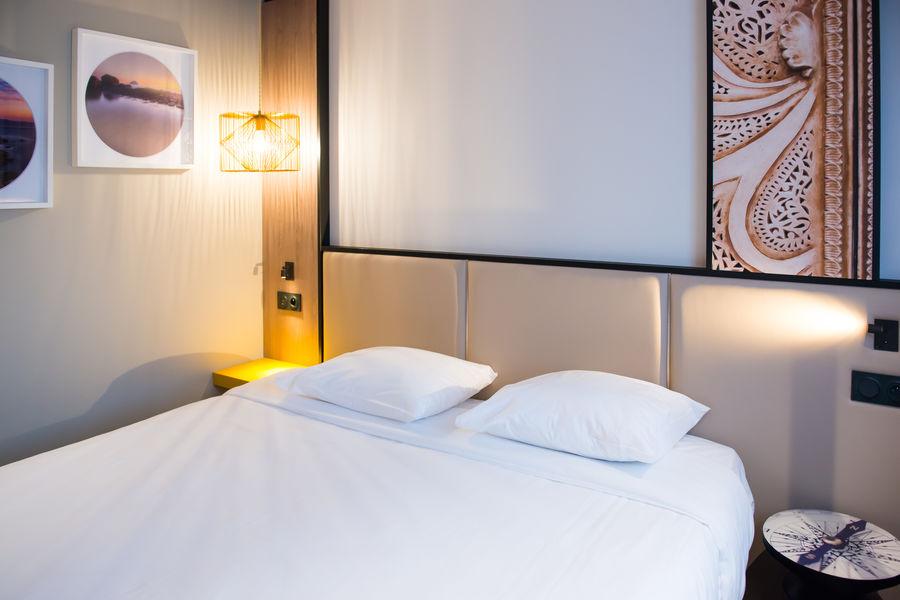 Brit Hotel Brest Le Relecq Kerhuon *** Chambre double
