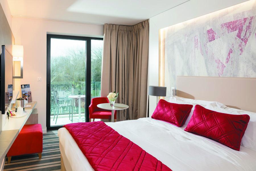 Thalazur Cabourg **** Chambre Premium 18m²